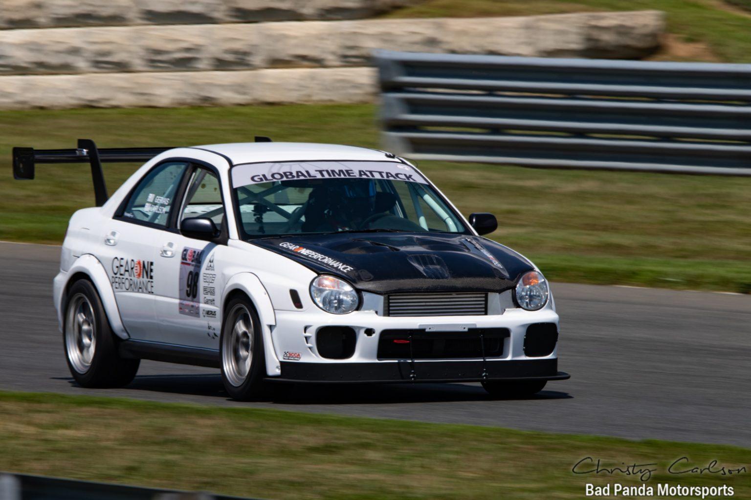 RASpec Impreza 2 0 - Subaru Impreza WRX STI Race Car - Full